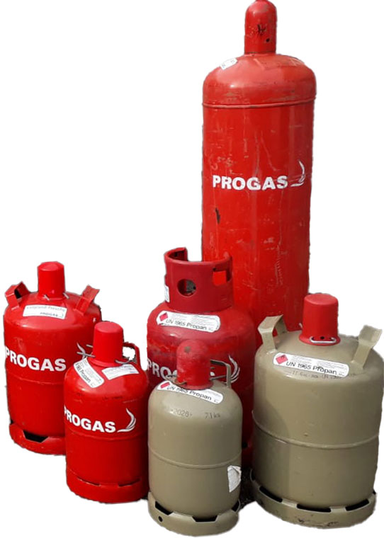 Flschengas von Schlechtriem Energie in Waldbröl